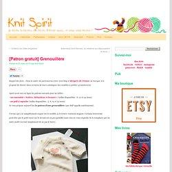 Ravatsuzy a ajouté : Grenouillère [Knit Spirit]