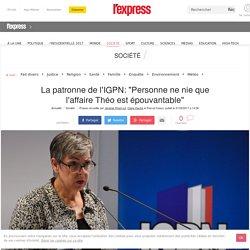 """La patronne de l'IGPN: """"Personne ne nie que l'affaire Théo est épouvantable"""""""
