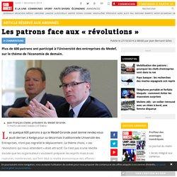 Les patrons face aux « révolutions »