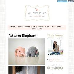 Pattern: Elephant