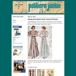 pattern junkie