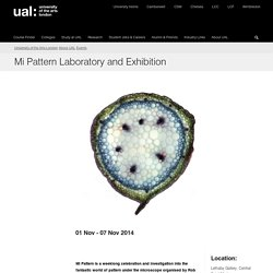 Mi Pattern Laboratory and Exhibition