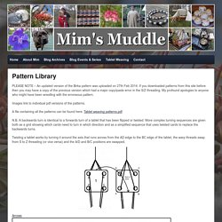 Pattern Library