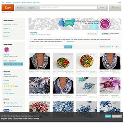 Pattern your life with Elly Nelly by ellynelly on Etsy