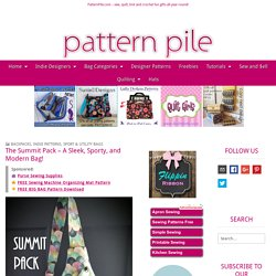 PatternPile.com - Sewing and Quilting Patterns