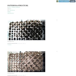 PATTERNS & STRUCTURE