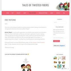 Free Patterns – Tales of Twisted Fibers