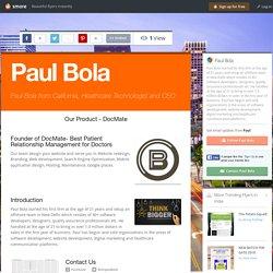 Paul Bola