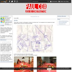 Paul Cox - Jeu de construction