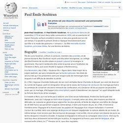 Paul Émile Soubiran