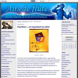 Blog artistique