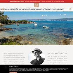 Paul Ricard et les Iles - l'île de Bendor et l'île des Embiez, dans le var