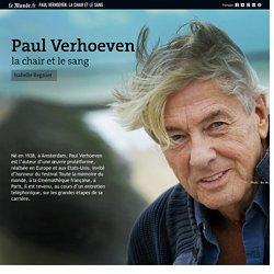Paul Verhoeven, la chair et le sang
