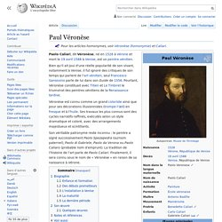 Paul Véronèse