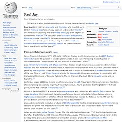 Paul Jay