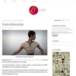 Pauline Marcombe