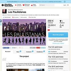 Les Paulistanas présenté par Pascal Marie Blanchard