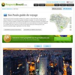 São Paulo, Brésil – Guide Vacances et tourisme à Sao Paulo