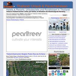 Hotels und Urlaubsziele in thailand