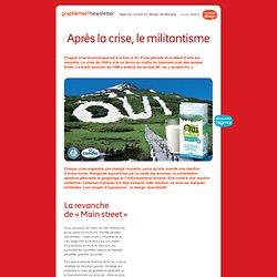 La Pause Design 19 - Après la crise, le militantisme