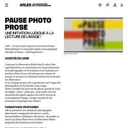 Pause Photo Prose - Pause Photo Prose