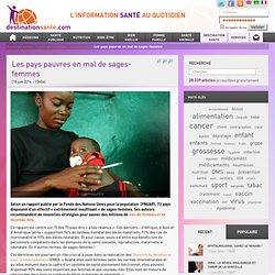 Les pays pauvres en mal de sages-femmes - A la une, Santé de la femme