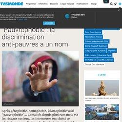 """""""Pauvrophobie"""": la discrimination anti-pauvres a un nom"""