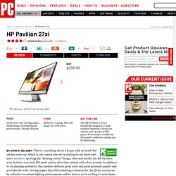 HP Pavilion 27xi Review & Rating