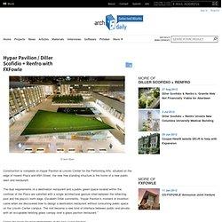 Hypar Pavilion / Diller Scofidio + Renfro with FXFowle