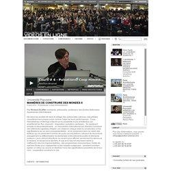 PAVILLON DE L'ARSENAL - Vidéos en ligne