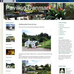 Pavillon Danmark: Ambassadør Lene & Lars