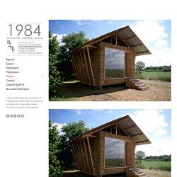 PAVILLON ECOLOGIQUE – NID VU NID CONNU – studio1984 – AJAP 2014