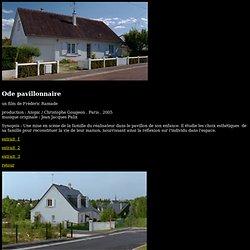 Ode pavillonaire de Frédéric Ramade / Atopic production / Musique de *a35x