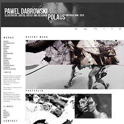 pawel dabrowski >> portfolio