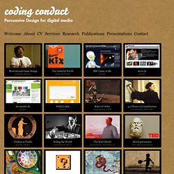 Pawned. - coding conduct