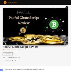 Develop Paxful Clone Software