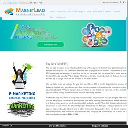 Pay Per Click & SEM Services At Magnetlead