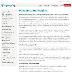 Payday Loans Regina SK - E-transfer Deposit $1500 in 1 Hr