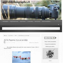 Air14, Payerne, il y a un an déjà