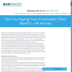 Are You Paying Your Employees Their Worth? - HR Heroes