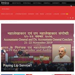 Paying Lip Service?