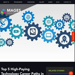Top 5 High-Paying Technology Career Paths in 2020 - Mages