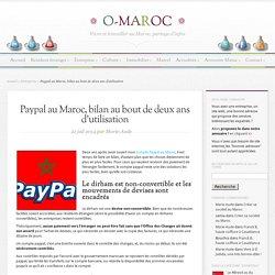 Paypal au Maroc : cher mais irremplaçable