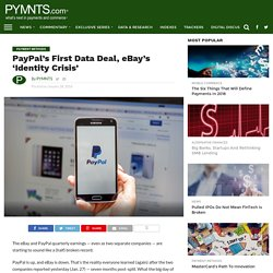 PayPal Surges, eBay Stalls In Earnings Results