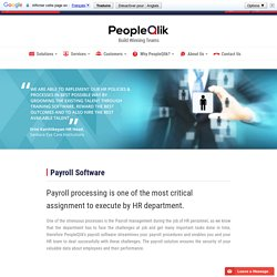 Payroll Software - Cloud Payroll Software Solutions in Qatar