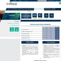 Pays-Bas / Etudes économiques - Coface