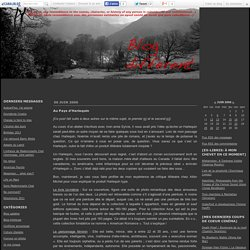 Au Pays d'Harlequin - blog different - Page 2