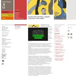 """Exposition à Orsay : """"Au pays des monstres. Léopold Chauveau (1870-1940)"""""""