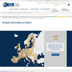 De quel pays vient la pièce ? - BCE – Notre Monnaie