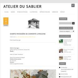 Charte paysagère de Charente Limousine